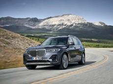 """BMW X7 2019 sẽ ra mắt Đông Nam Á vào tháng 5 năm nay, cạnh tranh """"chuyên cơ mặt đất"""" Lexus LX"""