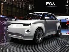"""Fiat Centoventi - Mẫu xe điện concept nhắm tới mục tiêu """"giá mềm"""" và khả năng """"độ thoải mái"""""""