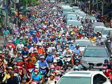 Giám đốc Sở Giao thông Hà Nội đề xuất cấm xe máy càng sớm càng tốt
