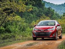 Doanh số giảm 20% so với cùng kỳ năm ngoái, Toyota Việt Nam đã có một tháng buồn