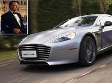 Siêu điệp viên James Bond sẽ lái một chiếc Aston Martin điện có giá 7,6 tỷ Đồng trong phần phim mới