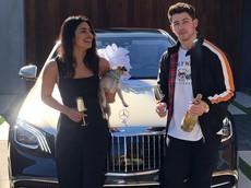 """Nam ca sỹ Nick Jonas trở thành """"chồng nhà người ta"""" khi mua Mercedes-Maybach S-Class 2019 tặng vợ mới cưới"""