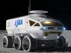 Toyota sẽ phát triển một mẫu rover để giúp con người khám phá Mặt Trăng một lần nữa