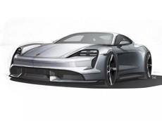 Porsche Taycan bất ngờ rò rỉ bản vẽ nháp hé lộ thiết kế trước khi ra mắt vào tháng 9