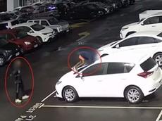 2 thiếu niên đập phá 37 chiếc ô tô tại đại lý Toyota, gây thiệt hại 2,3 tỷ đồng
