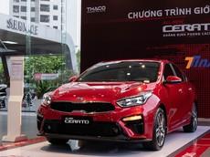 Toyota đuối sức, THACO bán nhiều xe nhất trong tháng 2/2019