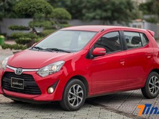 Toyota Wigo được giảm giá tại đại lý để tăng sức cạnh tranh