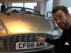 Choáng với lưới tản nhiệt bằng nhôm nguyên khối có giá gần 1 tỷ đồng của Aston Martin Vanquish Zagato Volante