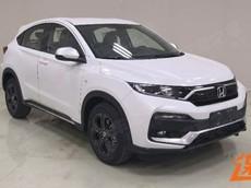 """Honda XR-V 2019 - """"người anh em"""" của HR-V - lộ diện với thiết kế cải tiến, động cơ tăng áp mới"""