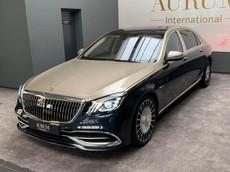 Cận cảnh chiếc Mercedes-Maybach S560 4Matic 2019 có thêm trang bị tùy chọn trị giá 2,4 tỷ đồng