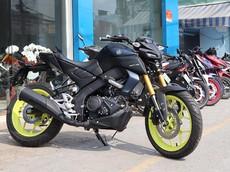 Chưa được phân phối chính hãng, Yamaha MT-15 đã cập bến Việt Nam theo đường nhập tư nhân, giá 79 triệu đồng