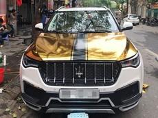 """Ô tô Trung Quốc và trào lưu """"độ"""" thành xe sang chỉ với vài """"bài cơ bản"""""""