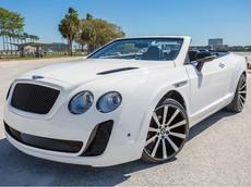 """Với gần 2 tỷ Đồng, bạn có thể sở hữu chiếc Bentley Continental GTC """"nhái như thật"""" này"""
