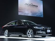 Honda Accord 2019 chính thức ra mắt Thái Lan với giá từ 1,1 tỷ đồng, sẵn sàng cho ngày về Việt Nam