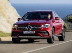Mercedes-Benz GLC Coupe 2020 trình làng với thiết kế phong cách và công nghệ nâng cấp