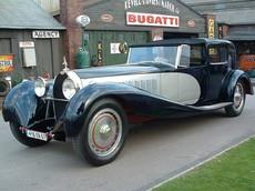 Bugatti có thể sẽ phục sinh huyền thoại Royale trong vai một xe limo siêu sang chạy điện