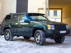 Câu chuyện về Jeep Grand Cherokee ZJ - Chiếc SUV đã thống trị đường phố nước Nga trong thập niên '90