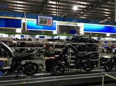 Có gì bên trong nhà máy lắp ráp và sản xuất xe điện của Pega?