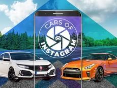 Đây là những mẫu xe nổi tiếng nhất trên Instagram, Honda Civic đứng hẳn vị trí thứ 2