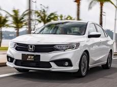 Honda Envix 2019 - phiên bản kéo dài của City - chính thức được tung ra thị trường