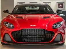 Phiên bản hiệu suất cao của Aston Martin DB11 mới ra mắt Việt Nam đã có mặt tại Malaysia