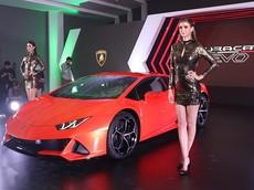 Siêu phẩm Lamborghini Huracan EVO 2020 vén màn tại Thái Lan với giá bán đắt đỏ 17,99 tỷ đồng