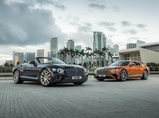 Siêu xe Bentley Continental GT có thêm hai phiên bản mới, công suất 542 mã lực