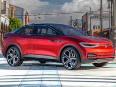 Volkswagen ID Lounge - Đối thủ của Tesla Model X sẽ trình làng trong dạng concept vào ngày 16 tháng 4