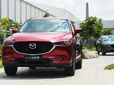 Kỉ niệm Mazda CX-5 đạt doanh số 40.000 xe tại Việt Nam, THACO tung ưu đãi tới 40 triệu đồng