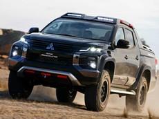 Mitsubishi Triton Absolute 2019 trình làng như đối thủ đáng gờm của Ford Ranger Raptor