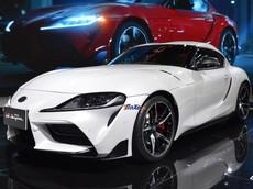 Xe thể thao huyền thoại Toyota GR Supra 2020 chính thức ra mắt Đông Nam Á, giá dự kiến hơn 3,6 tỷ đồng