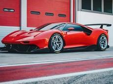 """Siêu xe đua """"hàng thửa"""" Ferrari P80/C, 4 năm miệt mài của những kỹ sư """"ngựa chồm"""""""