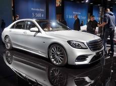 Phiên bản hybrid của Mercedes-Benz S560 ở Việt Nam đã được chính thức bán tại Thái Lan