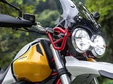 Moto Guzzi V85 TT - Adventure cổ điển chính thức ra mắt với mức giá 560 triệu VNĐ