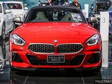 """Xe mui trần """"sang chảnh"""" BMW Z4 2019 ra mắt Thái Lan với giá khởi điểm 3 tỷ đồng"""