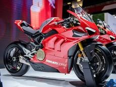 Đánh giá nhanh siêu mô tô Ducati Panigale V4R giá 2,2 tỷ đồng vừa ra mắt tại Thái Lan