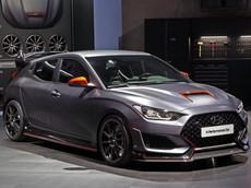 Hyundai N Performance Car - Chiếc Veloster N với hàng tá trang bị độ hiệu suất cao