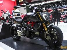 Ducati Diavel 1260S cập bến châu Á, giá khởi điểm 645 triệu đồng