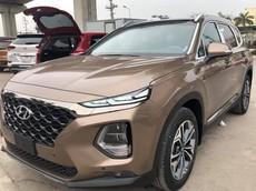 Hyundai Santa Fe Premium 2019 về đại lý, chờ ngày giao tới tay khách hàng