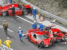 8 vụ tai nạn xe điên rồ và đắt giá nhất từ trước tới nay