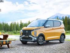 """""""Tiểu Xpander"""" Mitsubishi eK X 2019 trình làng với giá rẻ như bèo"""
