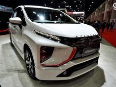 """Xe """"bán chạy như tôm tươi"""" Mitsubishi Xpander 2019 được bổ sung gói phụ kiện thể thao"""