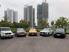 """Dàn SUV đình đám và """"khủng"""" nhất thế giới tề tựu tại Hà Nội, đáng tiếc chỉ còn thiếu Rolls-Royce Cullinan"""