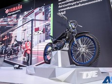 Diện kiến cào cào Trial mới nhất của Yamaha mang tên TY-E sử dụng động cơ điện đỉnh cao