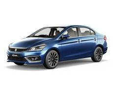 """Suzuki Ciaz - đối thủ của Toyota Vios và Honda City - có phiên bản chỉ """"ngốn"""" 3,7 lít nhiên liệu cho 100 km"""