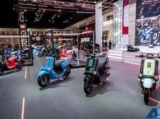 Đáng yêu nhất phân khúc, xe tay ga Yamaha QBIX trình làng với mức giá gần 40 triệu đồng