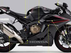 """Young Machine """"nhá hàng"""" thiết kế siêu mô tô Honda CBR1000RRR hoàn toàn mới"""
