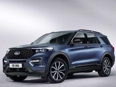 Ford Explorer 2020 sẽ về Việt Nam được bổ sung phiên bản mới chỉ tiêu thụ xăng như xe máy