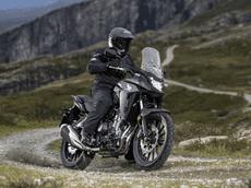 Honda  CB500X: Đánh giá xe CB500X & bảng giá xe tháng 05/2019