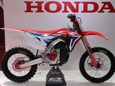 Honda ra mắt xe cào cào điện CR Electric - Tương lai công nghệ mô tô điện của hãng xe nhật